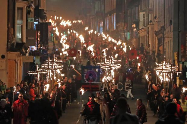 The Argus: Lewes Bonfire has been a big miss this year