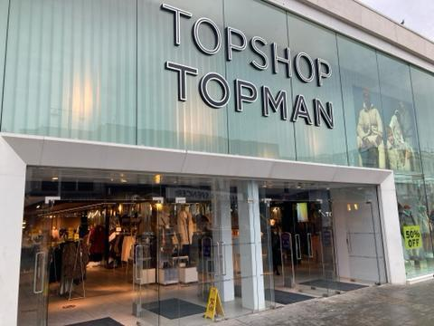 Topshop and Topman in Brightons Churchill Square shopping centre are set to shut, it has been reported