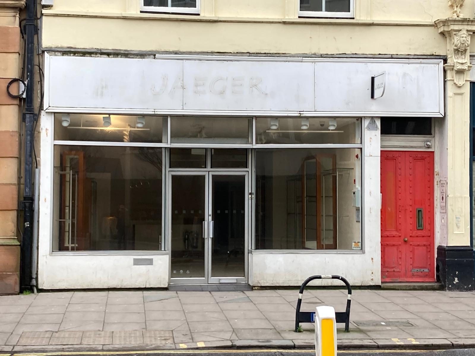 The future of the Peacocks and Jaeger stores in Brighton and Hove is uncertain
