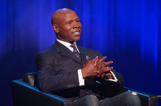 The Argus: Brighton boxer Chris Eubank will appear on Piers Morgan's Life Stories next week
