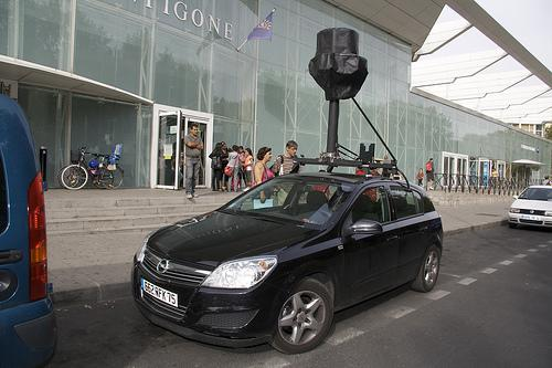 Google Maps Street View Is Now Live The Argus