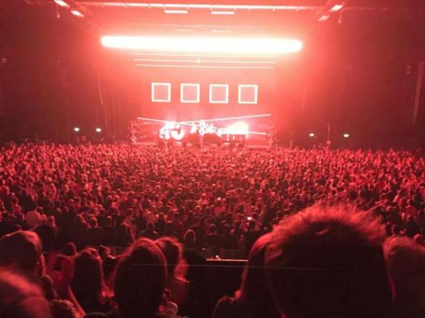 The Argus: Bombay Bicycle Club at the Brighton Centre