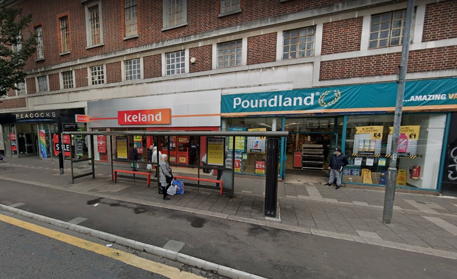 Mystery surrounds the future of a Pounndland and Iceland store after plans to demolish their building in London Road, Brighton, were approved