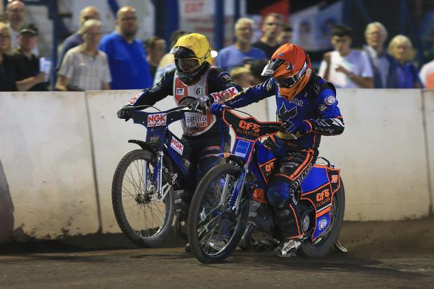 Speedway action is set to return from May