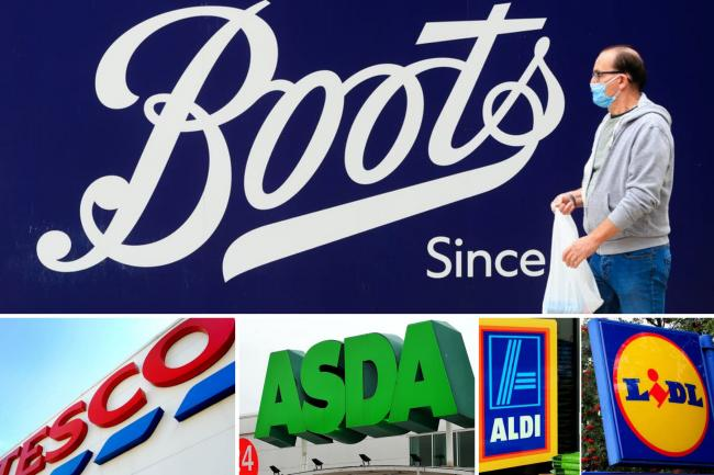 Boots, Asda, Tesco, Aldi and more issue urgent recalls over safety concerns. (PA/Canva)