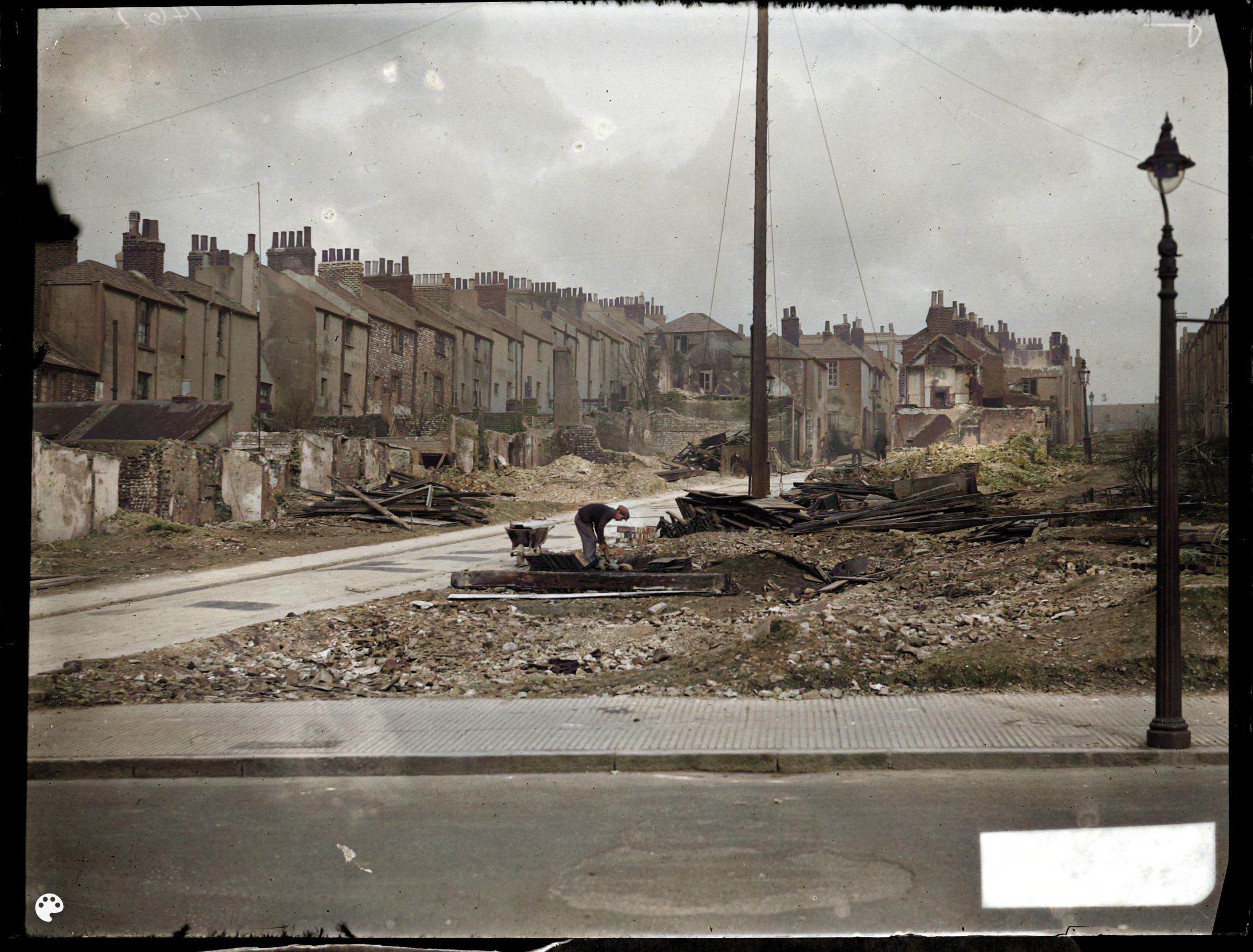 Mount Pleasant, Brighton, 1936