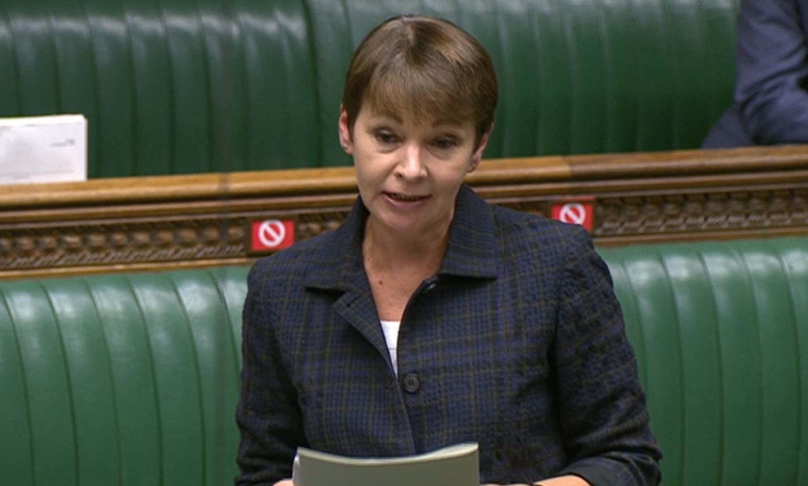 Caroline Lucas joined the Good Law Project in bringing the case