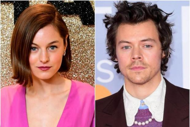 The Argus: Emma Corrin and Harry Styles will star in My Policeman