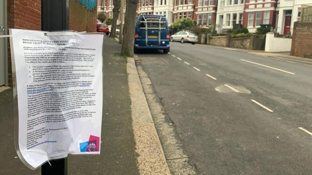 The Argus: Warning from Brighton and Hove City Council
