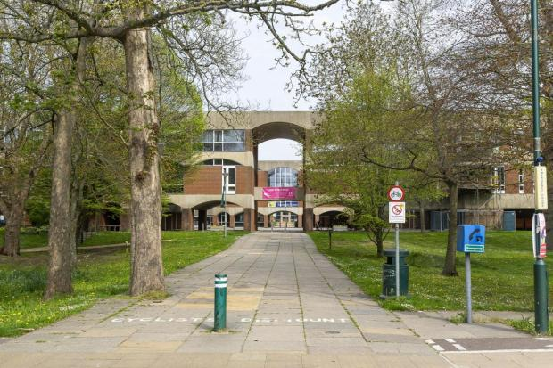 The Argus: The University of Sussex
