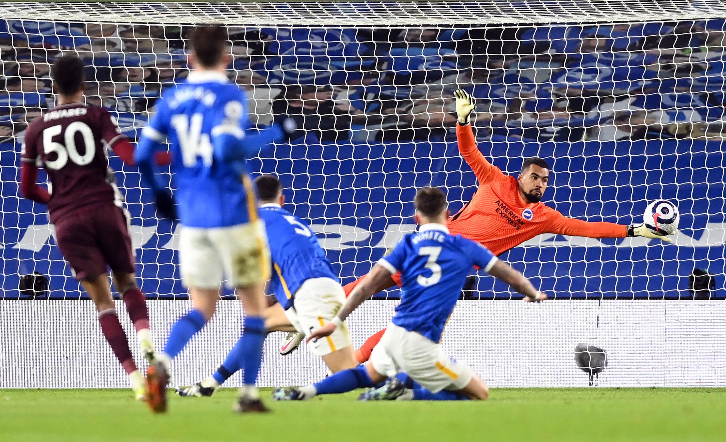 Graham Potter backs Albion keeper Robert Sanchez