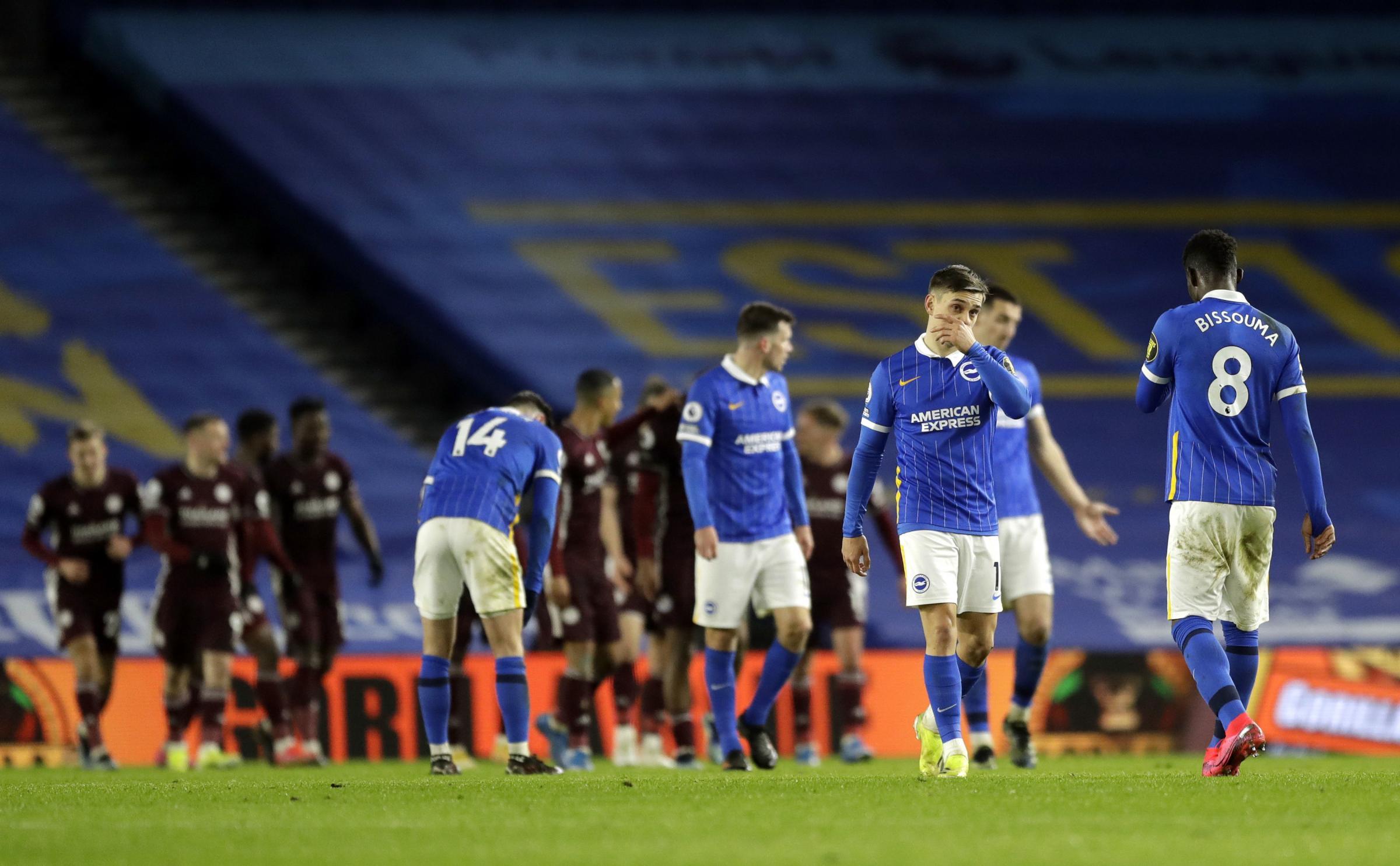 Albion fans remain hopeful despite worrying league position