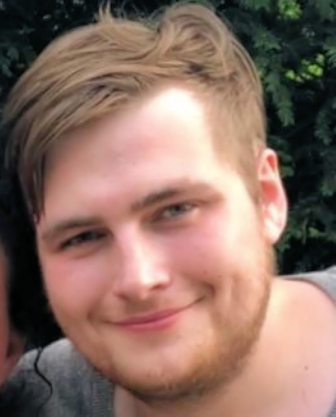 Tom Jennings was last seen in Boundary Road, Portslade, at about 9am on Thursday