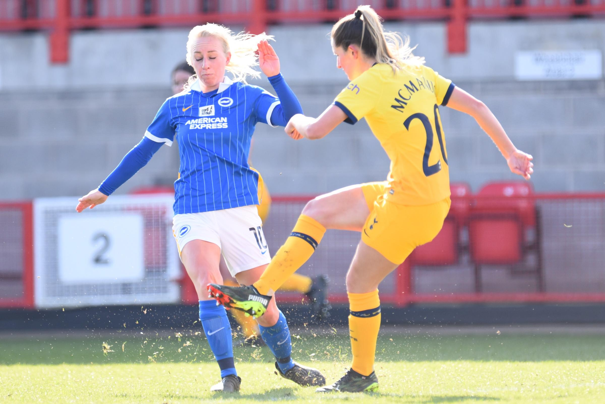 Inessa Kaagman signs new deal with Brighton