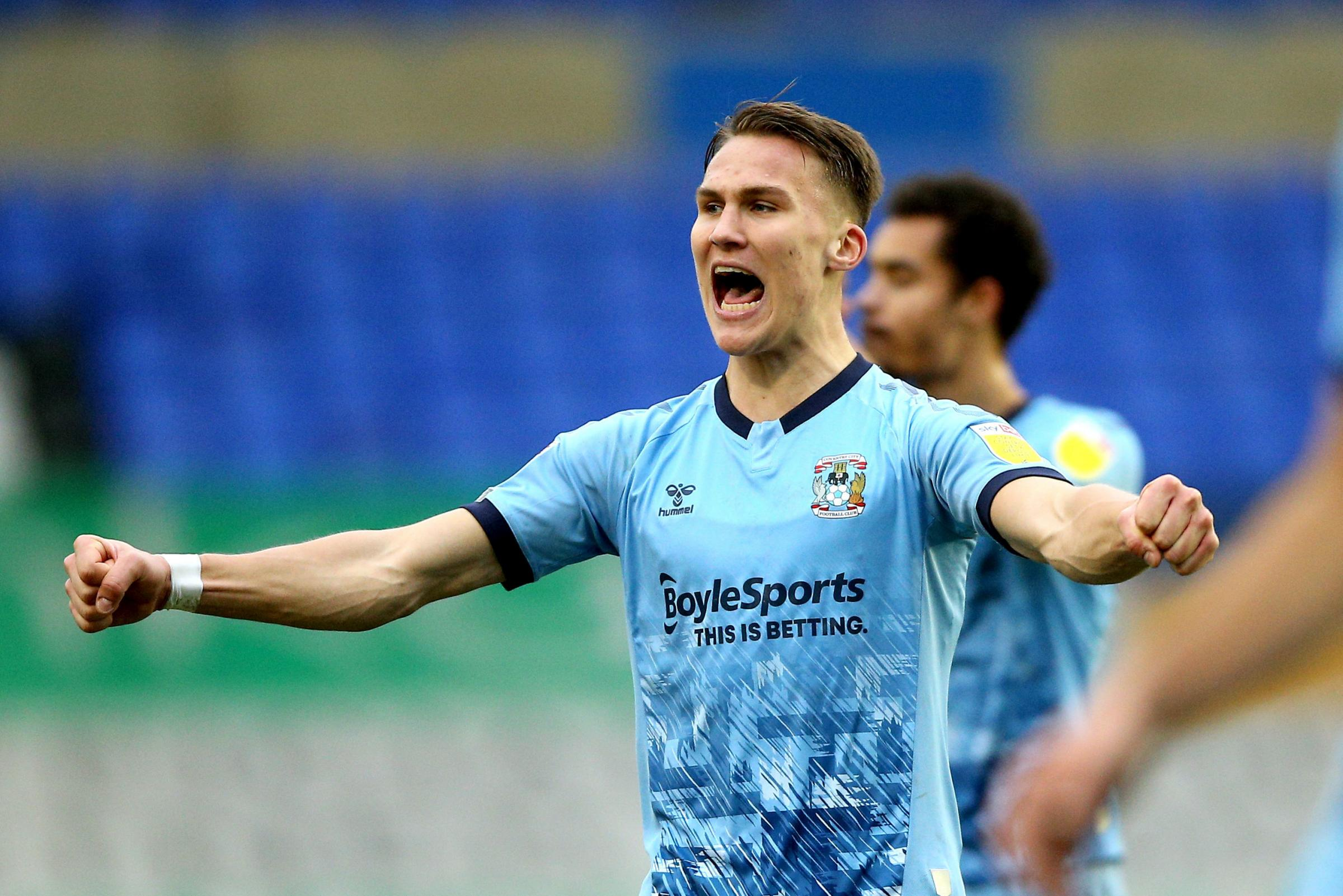 Brighton defender Leo Ostigard signs loan deal at Stoke City