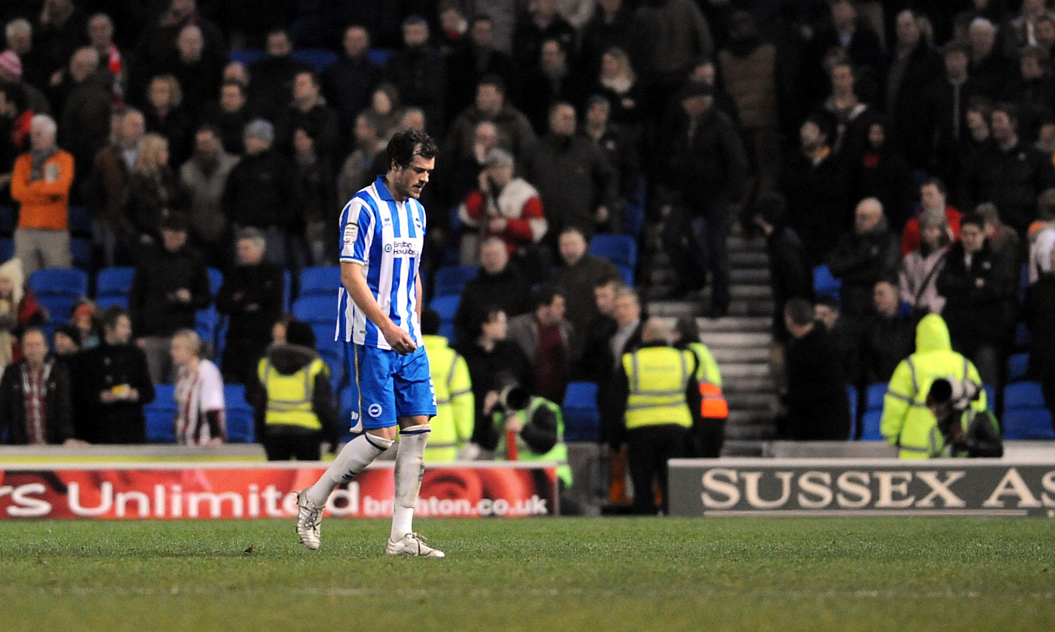 Gordon Greer recalls his memories of Albion's last win over Southampton
