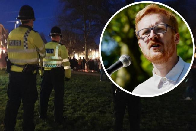 Lloyd Russell-Moyle has slammed the 'awful' measure included in the Police, Crime, Sentencing and Courts bill proposed by the government