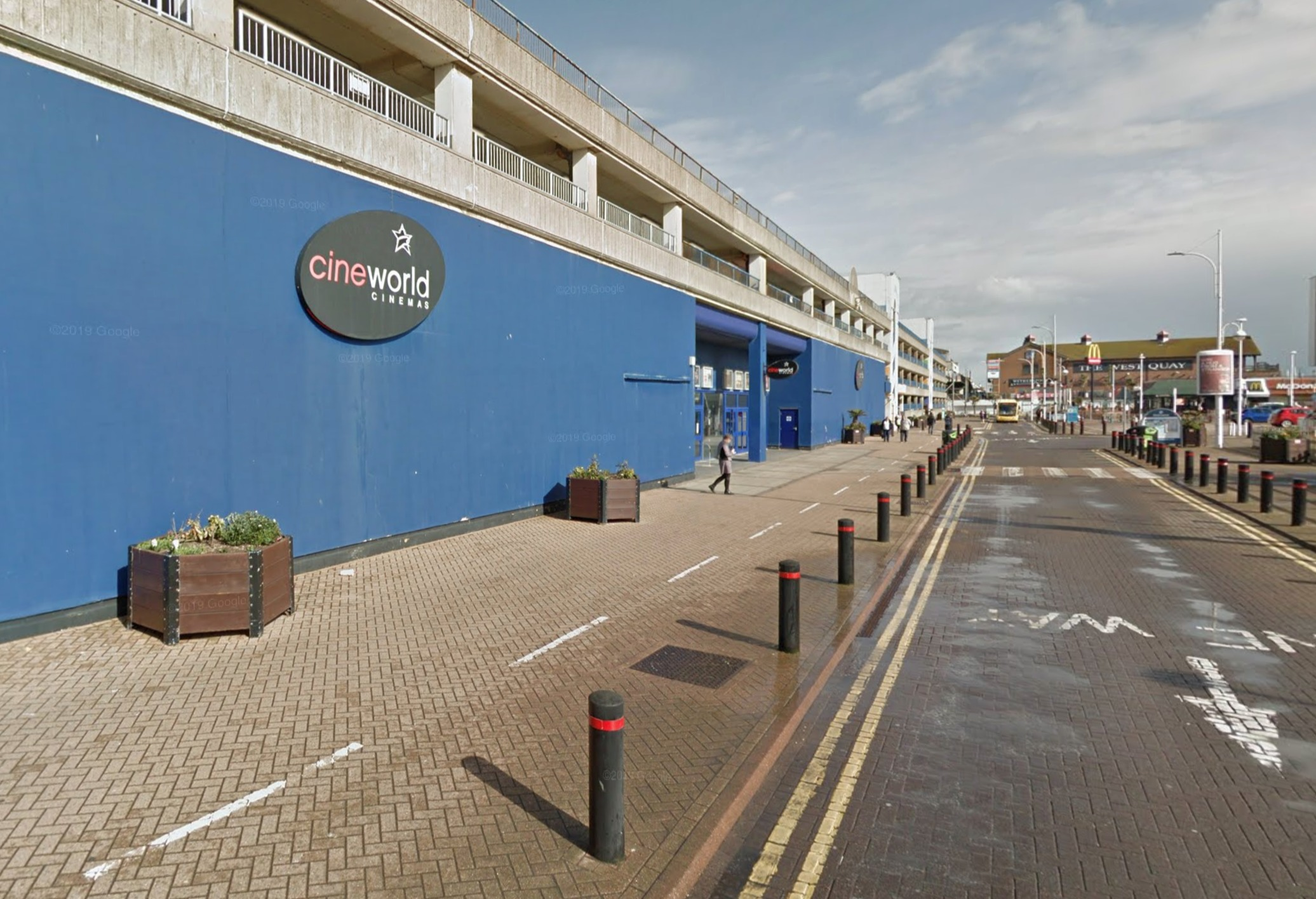Brighton Marina Cineworld