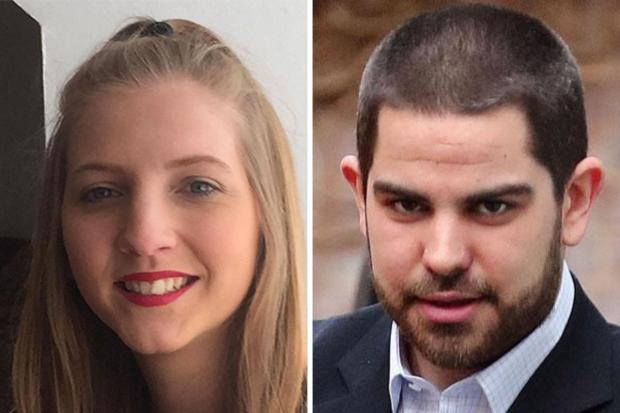 The Argus: Shana Grice (left) was murdered by Michael Lane (right)