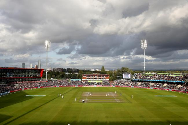 Sussex's opening County Championship match against Lancashire will now take place at the Emirates Old Trafford
