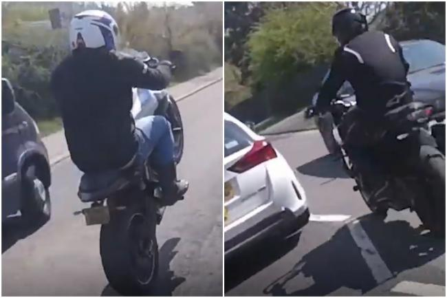 Sussex Police have issued a warning over dangerous motorbike riding in the county