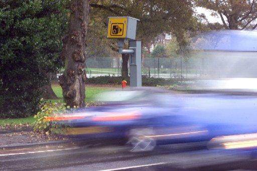 Busiest speed cameras in Sussex netted £1,000 per day
