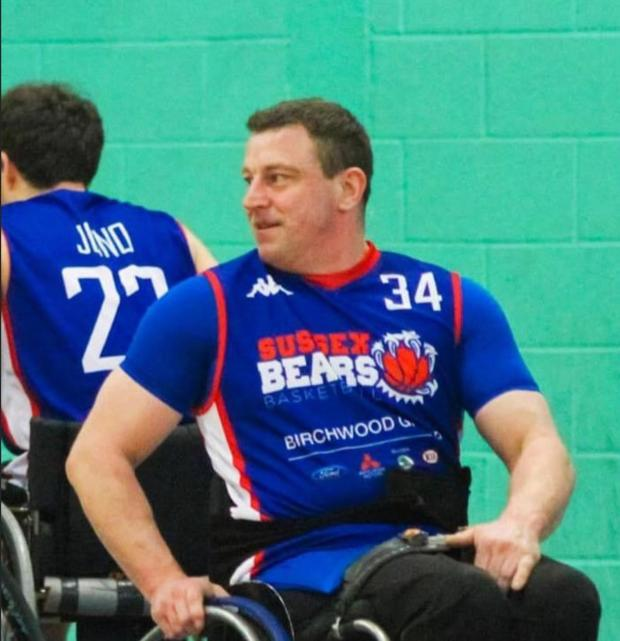 The Argus: Sussex Bears offer people the chance to learn how to play basketball