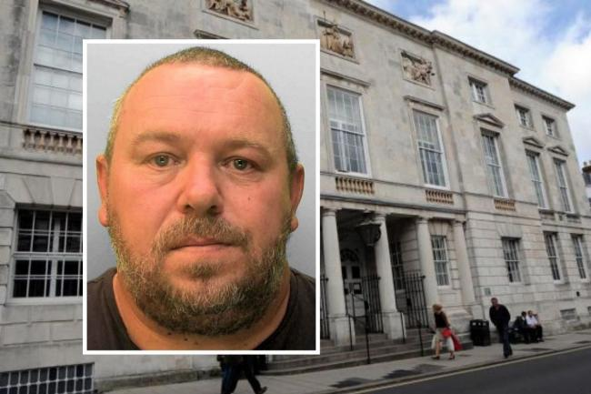 Anthony Calway has been jailed for sexual assault on girls in Brighton