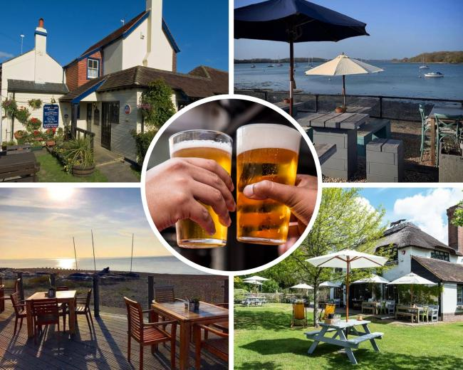 The most picturesque pubs and beer gardens in Sussex to visit after lockdown