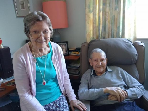 The Argus: Eric and Molly Martin