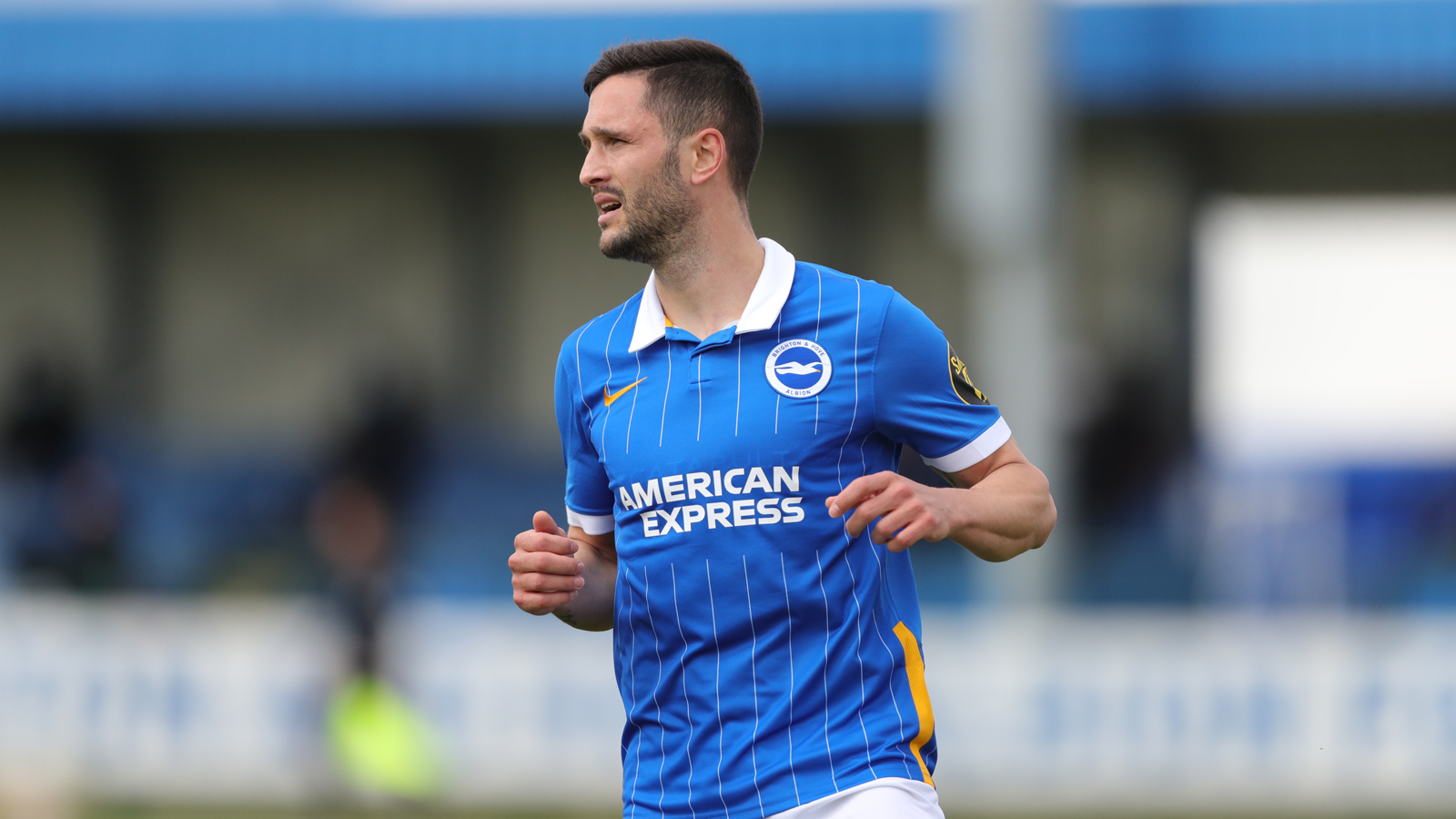 Graham Potter admits it will be a 'big ask' for Florin Andone to play in the Premier League