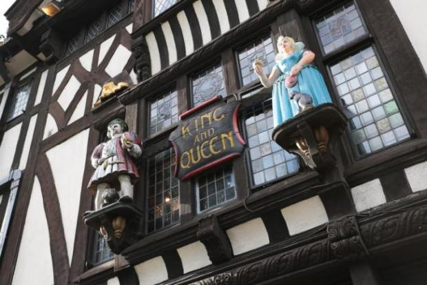 The Argus: Ye Olde King and Queen in Brighton
