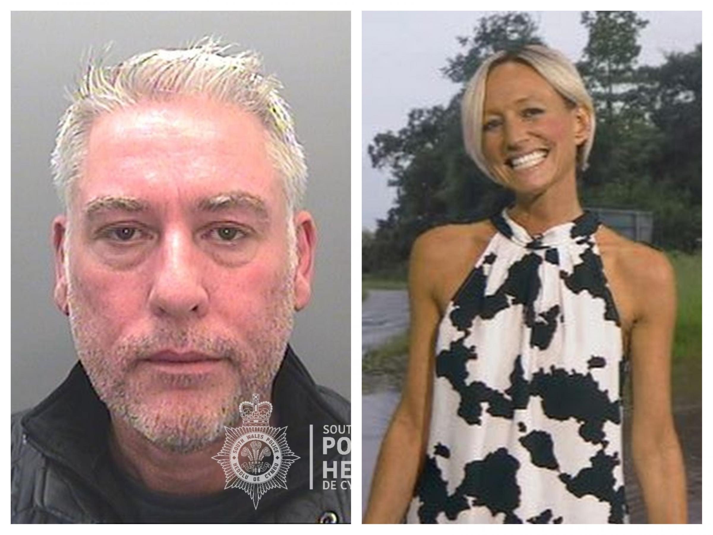 ITV weather presenter Ruth Dodsworth ex-husband jailed