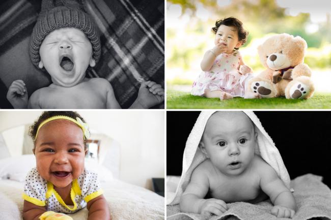 Is your name among the popular baby names set to fall out of fashion? (Canva)