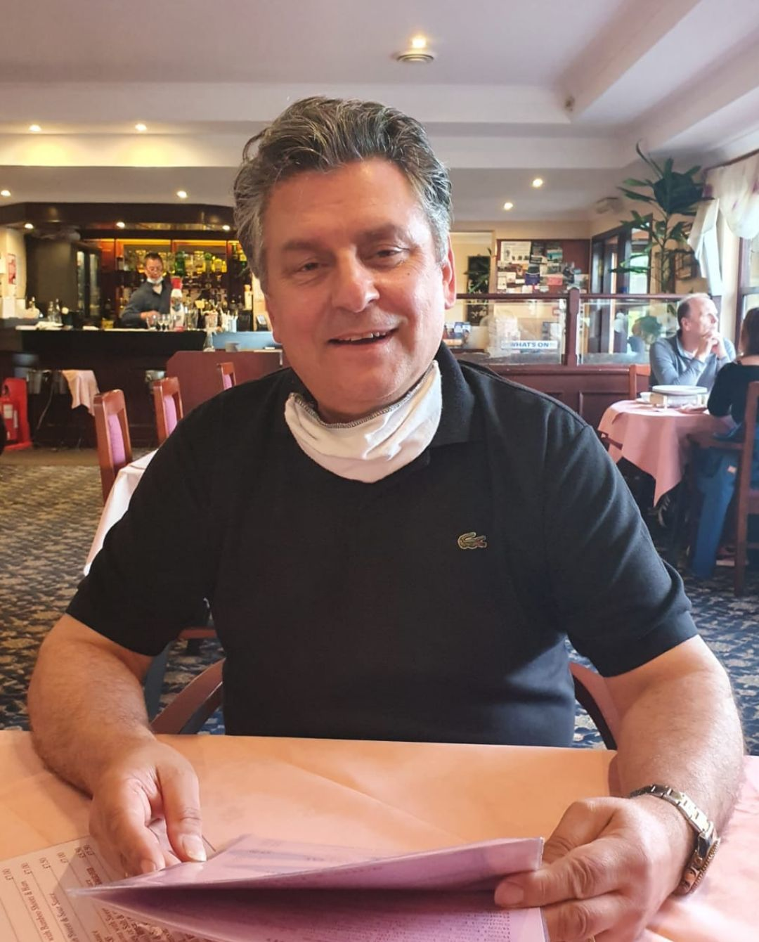 Tributes have been paid to Portslade motorcyclist Nigel Peters, who died in a crash in Hassocks