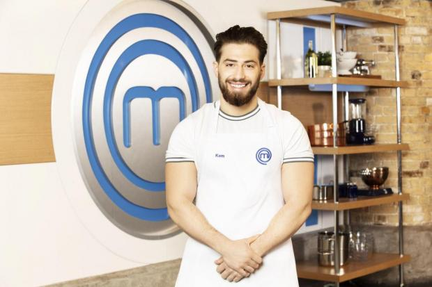 The Argus: Former Love Island star Kem Cetinay will be appearing on Celebrity MasterChef 2021 Credit: PA/BBC