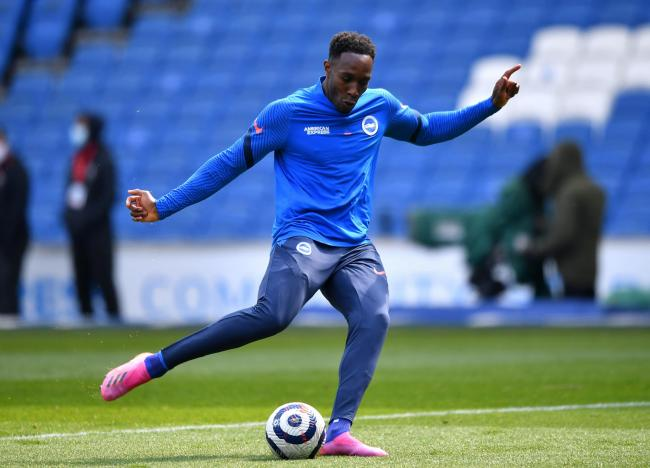 Albion's decision to sign Danny Welbeck has paid off