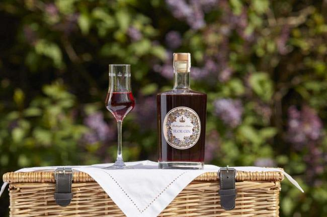 Official Buckingham Palace Sloe Gin