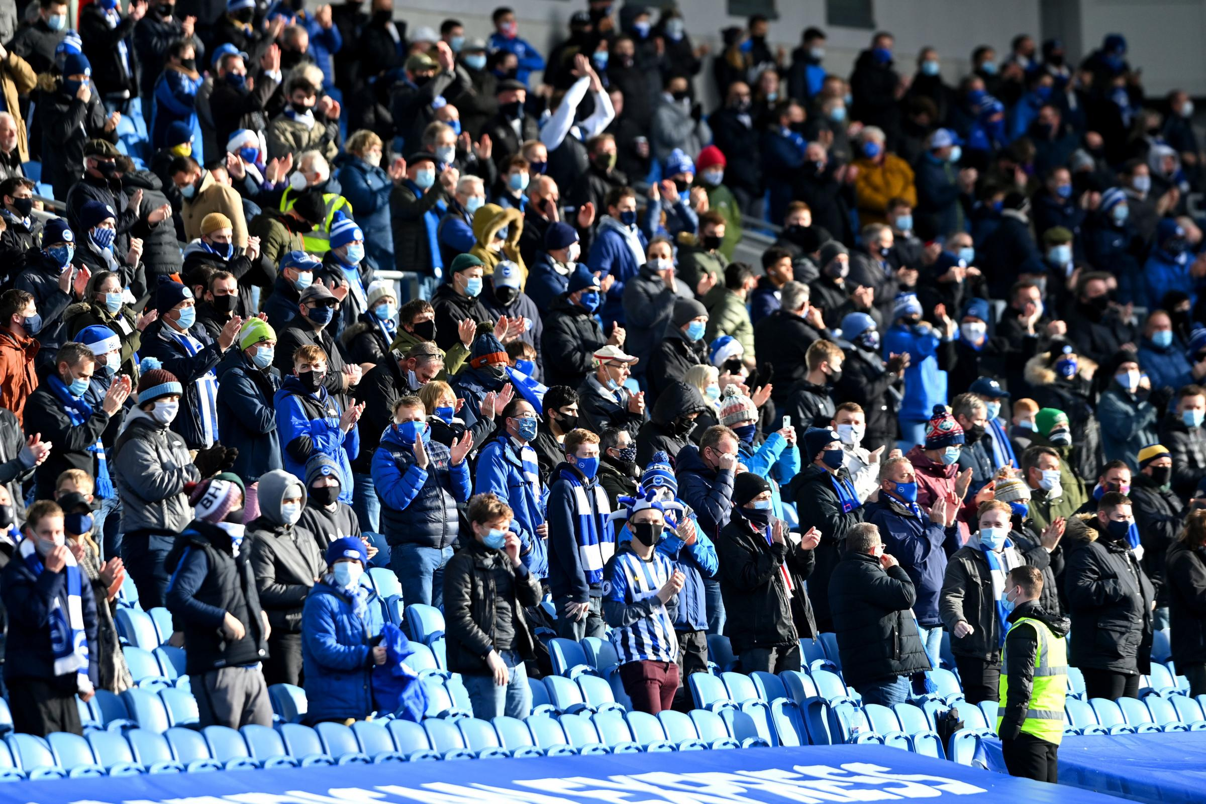 Paul Barber responds to worries over buying tickets to Amex