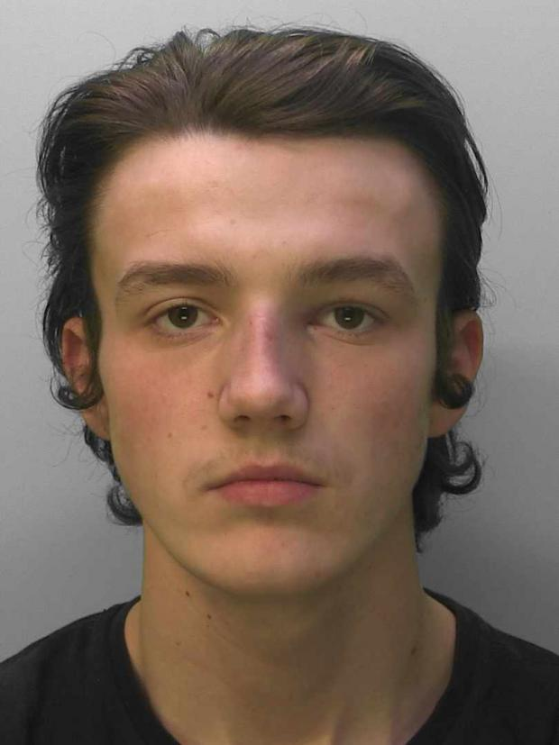 The Argus: Cameron Boxall jailed for Brighton robbery
