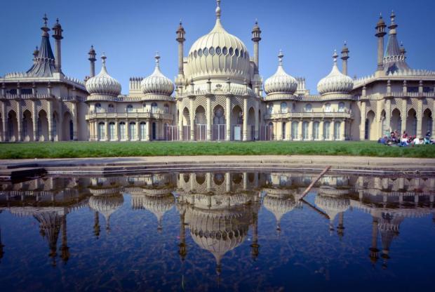The Argus: Brighton Pavilion and Museum