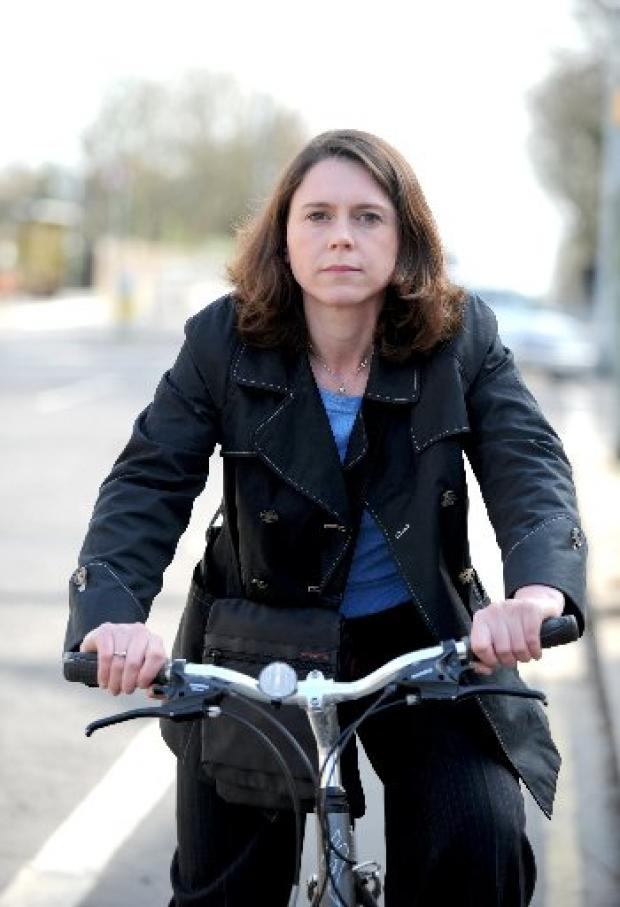 Hove cyclist sues council after fall in cycle lane