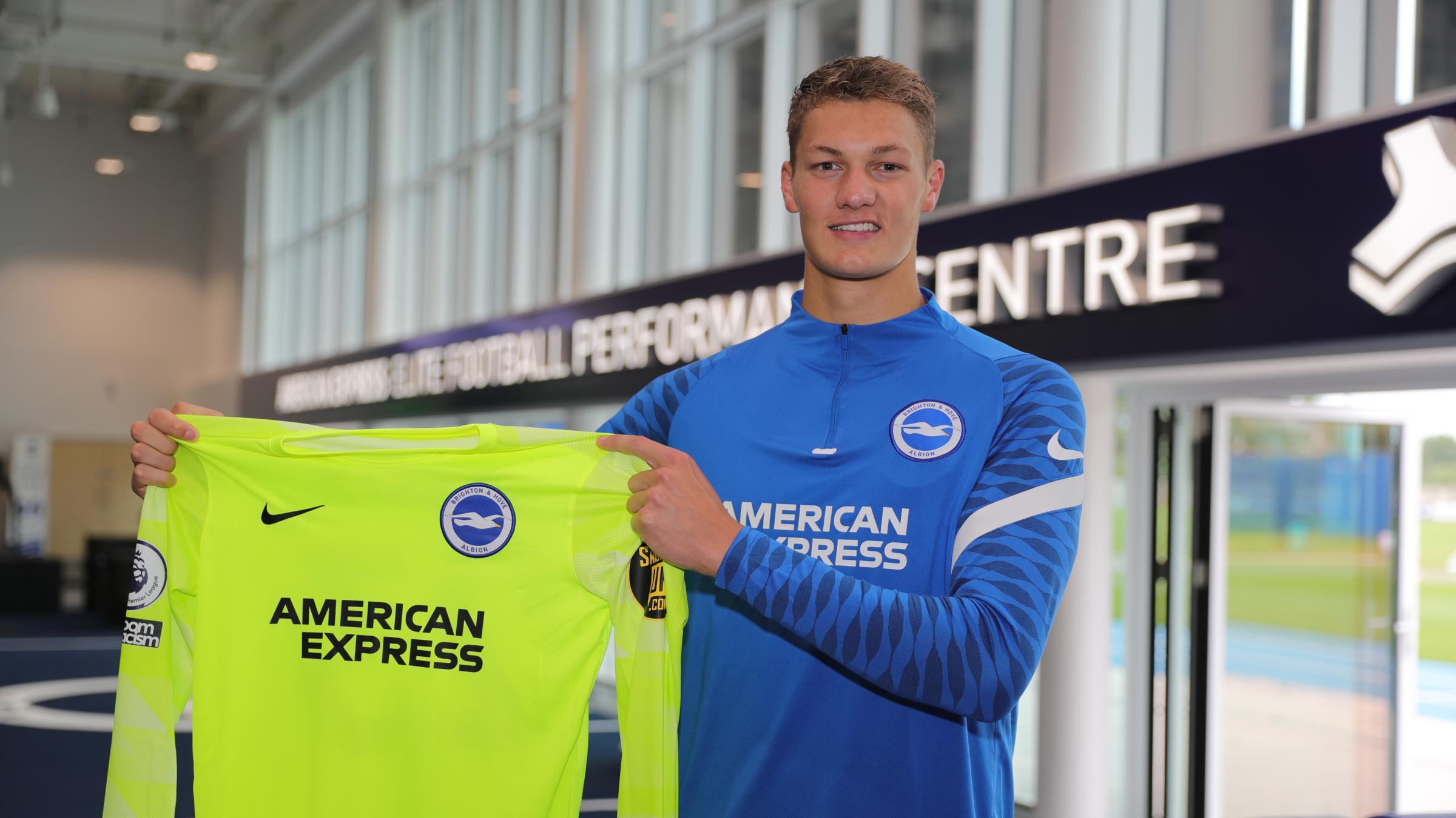 Brighton sign Kjell Scherpen from Ajax   The Argus