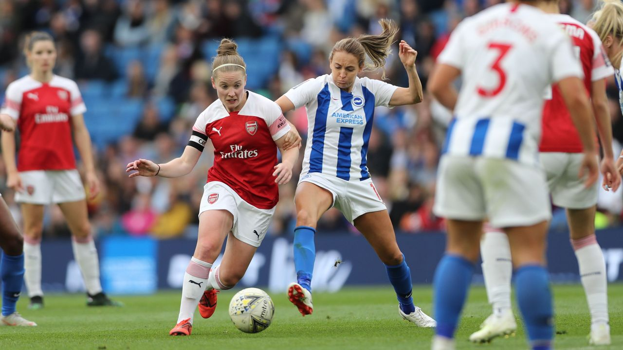 Brighton to host WSL action at the Amex