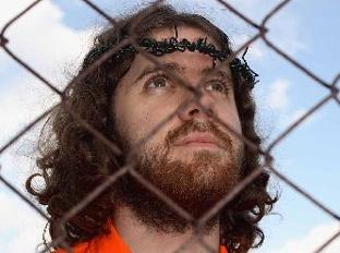 Jesus: The Guantanamo Years, Upstairs At The Three And Ten, Brighton, Apr 30