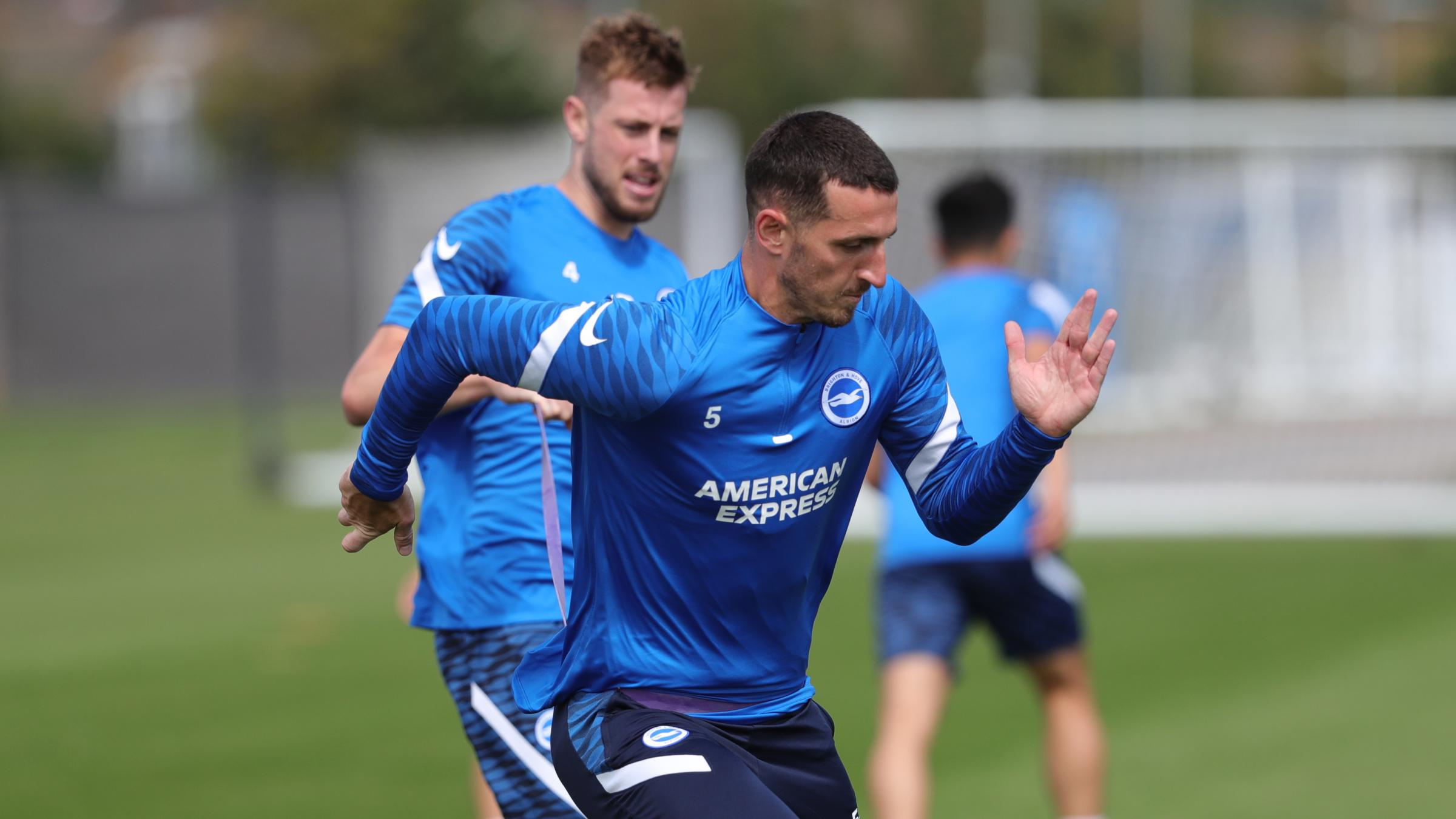 Brighton expected to bring back Lewis Dunk and Adam Webster
