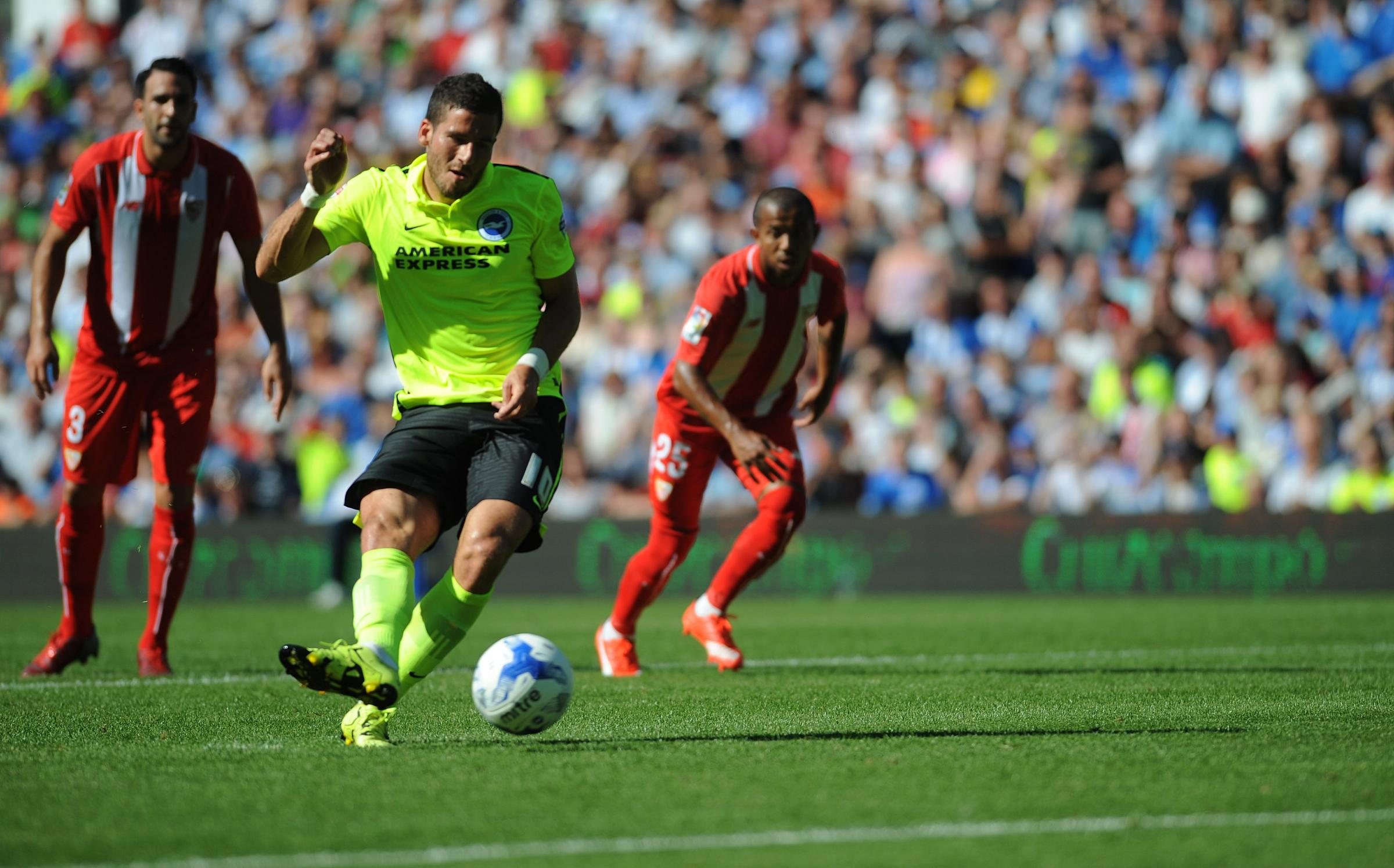 Brighton v Getafe might offer some clues for Premier League