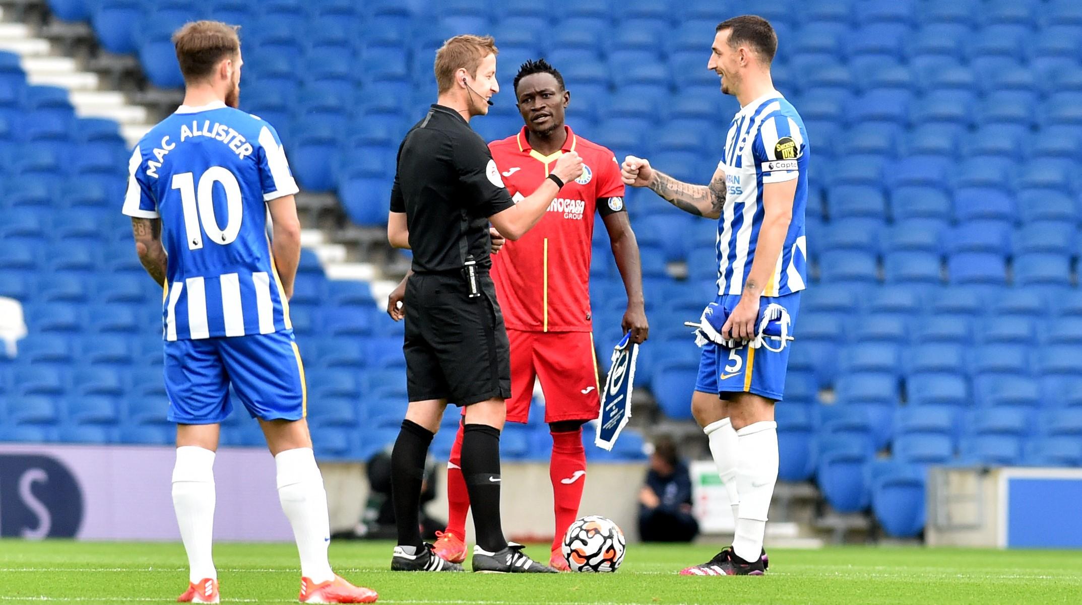 Brighton boss Graham Potter assesses defeat by Getafe