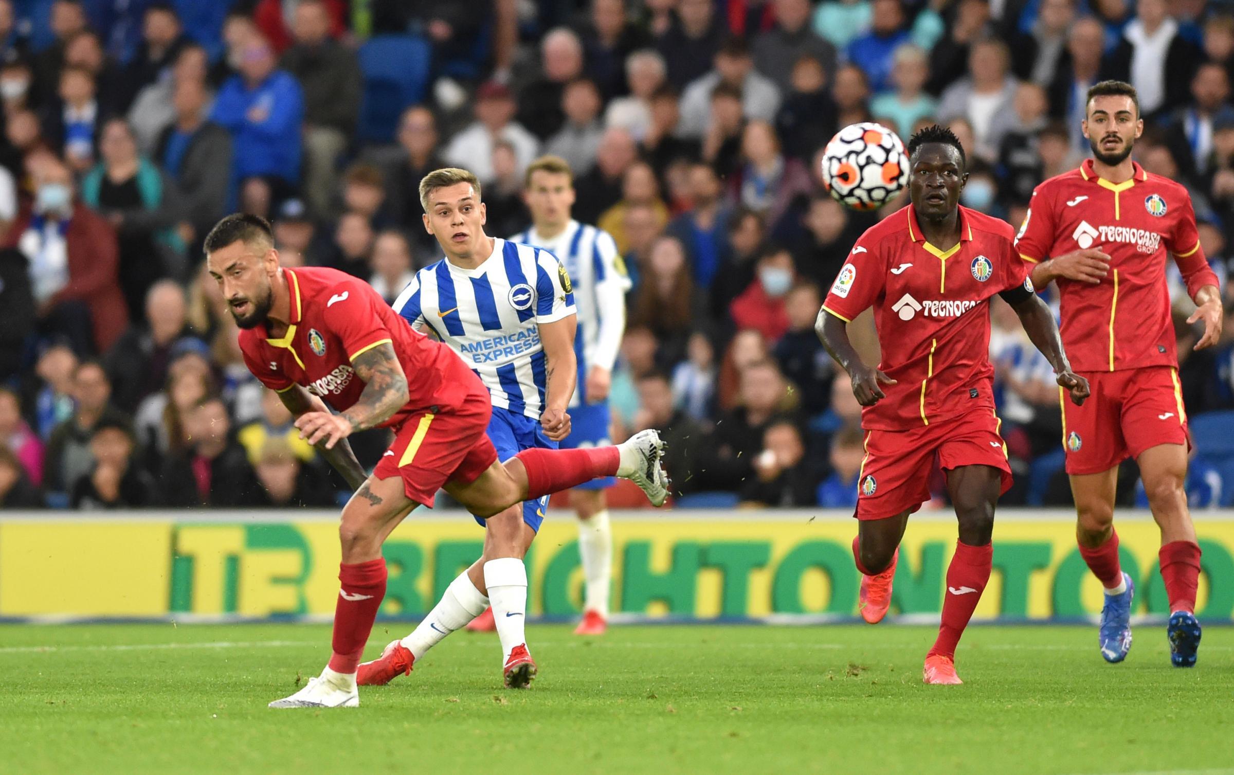 Brighton hope for more Leandro Trossard magic