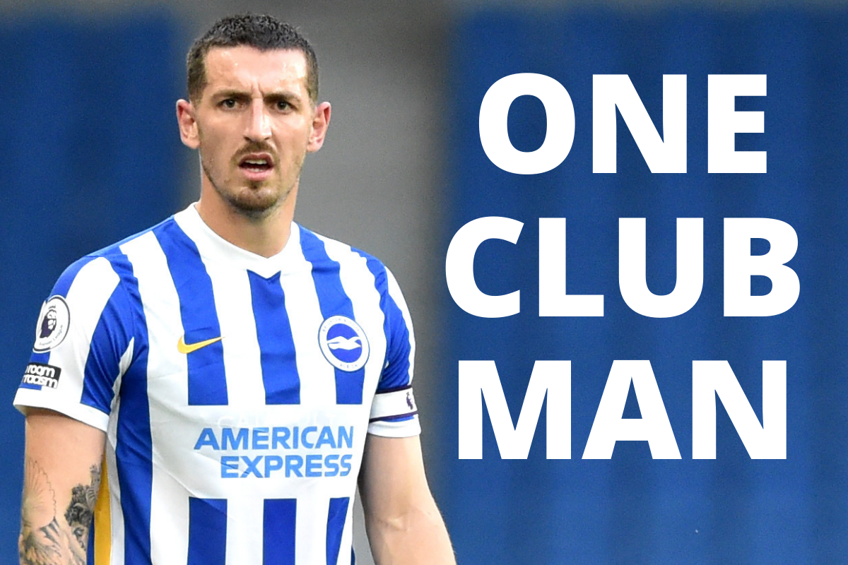 Lewis Dunk expects to complete his career with Brighton